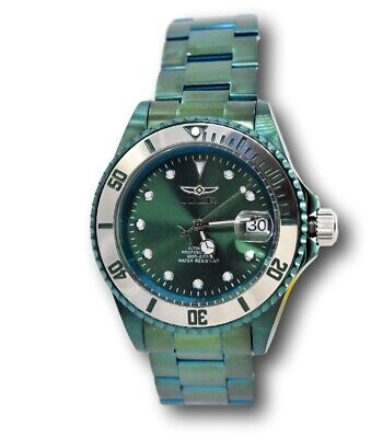 Invicta Pro Diver Automatic Men's Emerald Green 40mm Stainless Watch 27546