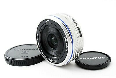 Olympus M Zuiko 17mm f/2.8 Lens For Micro Four Thirds w/Filter [EXC++]#504554