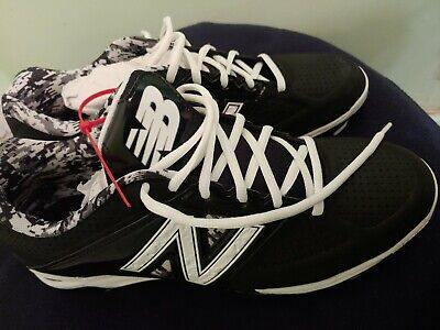 New Balance Low-Cut COMPv1 TPU Baseball Cleat Mens Shoes Size 12.5  never used