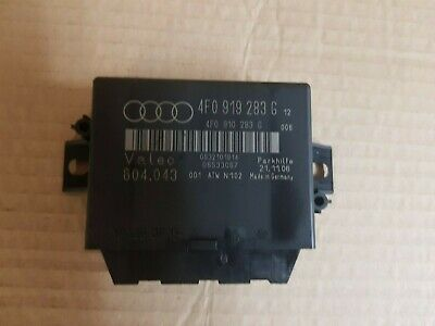 Audi Q7 3.0tdi 2007 Parking Distance Control Unit/Module 4f0919283g,4F0919283G