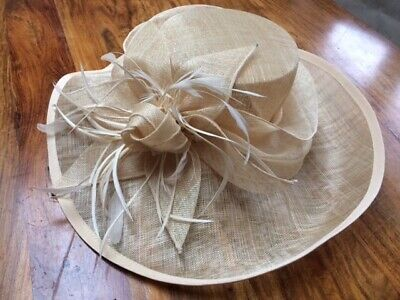 Peter Bettley Hat Ascot Wedding Summer Party, Worn Once Only