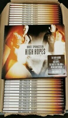 Bruce Springsteen - High Hopes (Job Lot Wholesale x20) New CDs