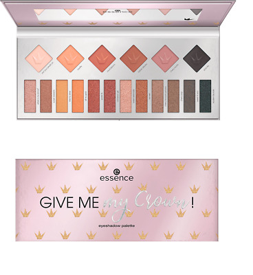 "ESSENCE LE ""The Palettes"" give me my crown!  eyeshadow palette NEU&OVP"
