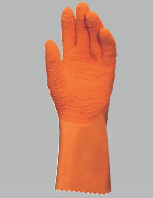 Qty Size 10-10.5 MAPA #A-10 Stansolv Nitrile Gloves 12 Pairs