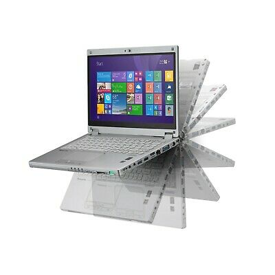 Panasonic Toughbook CF-AX3 Touchscreen Core i5 Laptop / Tablet. SSD UP TO 480GB