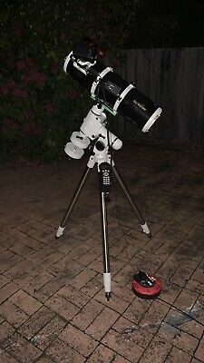 "Sky Watcher 6"" Newtonian Telescope with GoTo Mount + Accessories"