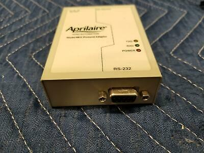 Aprilaire 8811 232/485 Protocol Adapter
