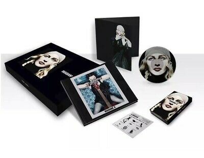 Madonna Madame X Limited Edition Deluxe Box Set Brand New Factory Sealed