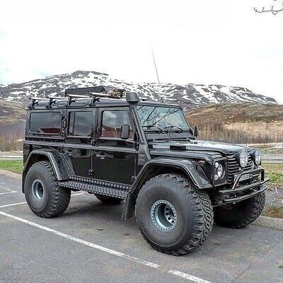 Land Rover Defender Wide Wheel Arch Kit