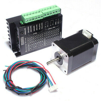 Driver Stepper motor Accessory Tool Parts Kit Leads Bipolar 4.0A 40Ncm