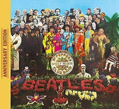 The Beatles - Sgt. Pepper's Lonely Hearts Club Band (Anniversary Edition) - Cd