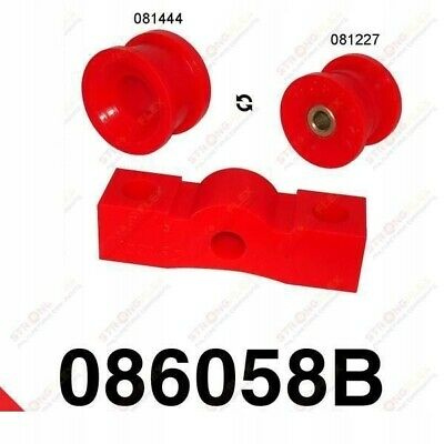 Shift Lever Stabilizer And Extension Mounting Bush Kit M-9374 Integra 1993-2001