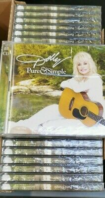 Dolly Parton - Pure & Simple (Job Lot Wholesale x25) New & Sealed CDs