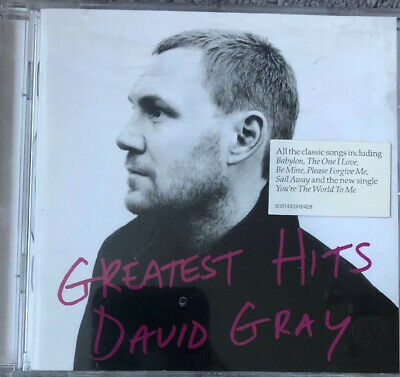 David Gray - Greatest Hits - Best Of Cd
