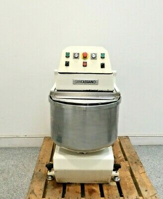Sancassiano 60KG Spiral Mixer BAKERY EQUIPMENT SM
