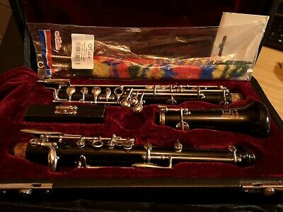 Boosey And HAWKES Oboe with Brand New Case And Accessories