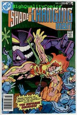 SHADE #5, VF+/NM, Steve Ditko, 1977, Changing Man, more in store