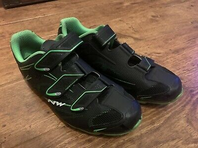 MTB Shoes Northwave mod /'Scorpius 3S/' col Black; Brand New