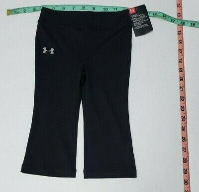 Under Armour Girls Toddlers Spandex Leggings Fitness size: 18m