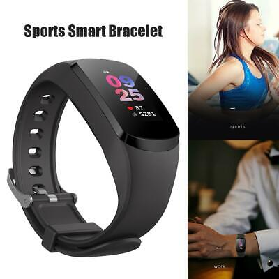 0.96 inch Smart Band Heart Rate Monitor Fitness Tracker IP68 Waterproof Bracelet