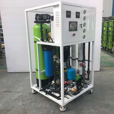 Commercial Reverse Osmosis RO Desalination Plant Compact 12000 LPD