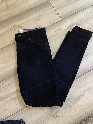 Next Boys Junior Black Skinny Jeans 12 Years