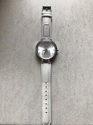 Hello Kitty White Watch in great condition