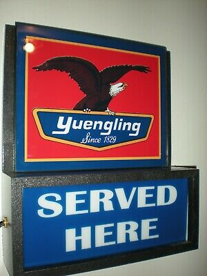 Yuengling Beer Bar Man Cave Advertising Lighted Sign
