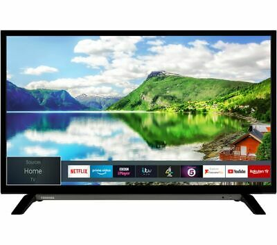 "TOSHIBA 32WL2A63DB 32"" Smart HD Ready LED TV - Currys"