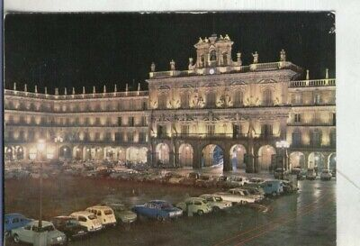 Postal (PostCard): Salamanca: Plaza Mayor