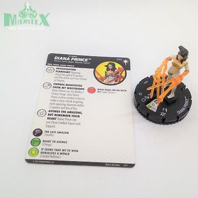 Heroclix DC Elseworlds set Hourman #100 Limited Edition figure w//card!