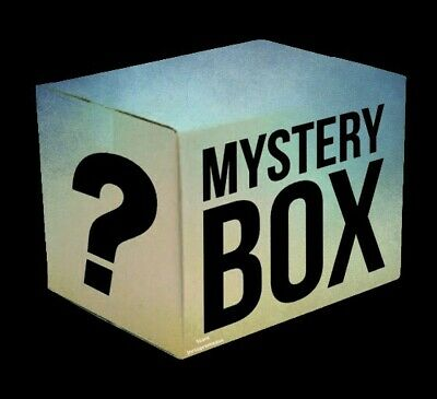 $120 RRP Mystery Box Set of Assorted Lucky Dip Random Products