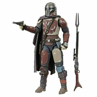 Star Wars The Black Series 6'' The Mandalorian Figure (Pre-Order) May 2020