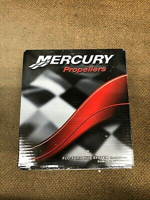 Aluminum Outboard Propeller 9.25X11 for Mercury 9.9-20HP 48-897754A11