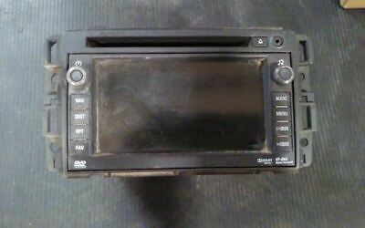Audio Equipment Radio Opt Ubs Fits 09-12 TRAVERSE 9835