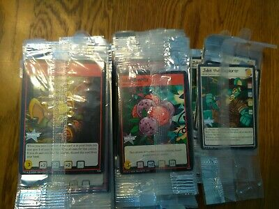 Neopets PROMO Cards Lost Treasure Islandberry Jake the Explorer Trading Unopened