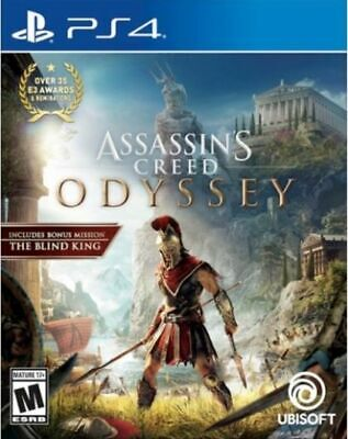 Juego Ps4 Assassins Creed Odyssey Ps4 5443269