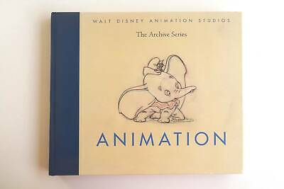 Walt Disney Animation Studios Book (The Archive Series) - Animation - Like New