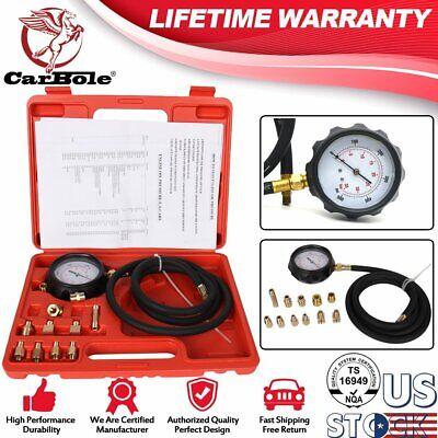 New 13PC Deluxe Automatic Transmission /& Engine Oil Pressure Tester Case