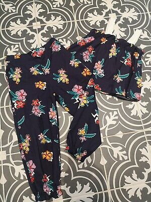 Girls River Island Two Piece Outfit 4-5years