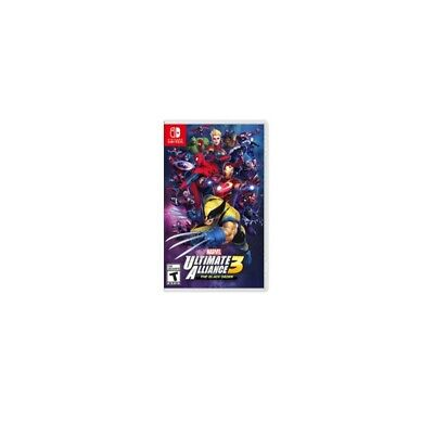 Nintendo  Marvel Ultimate Alliance 3 The Black Order, Switch videogioco  Switch