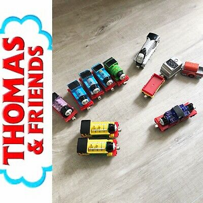 THOMAS THE TANK ENGINE Die Cast Train Magnetic UK Rosie Mighty Christmas Gift