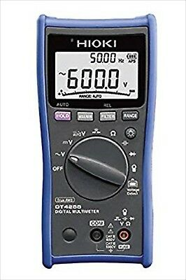 Digital Multimeter AC clamp available, DT4255, HIOKI, Made in Japan NEW