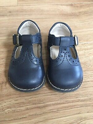 Baby Girls Navy Shoes Infant Size 2