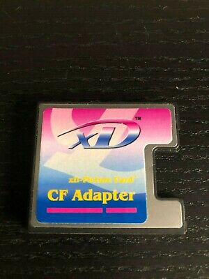 xD Picture Card to CF Adapter