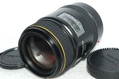ex+++ Tokina AT-X AF 100mm f/2.8 Macro Lens Minolta/Sony From Japan #l3