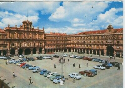 Postal (PostCard) 7110 : Plaza Mayor de Salamanca