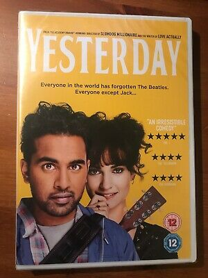 Yesterday Dvd New Sealed
