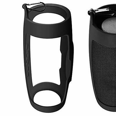 Geekria Silicone Case for JBL Charge 4 Waterproof Portable Bluetooth Speaker