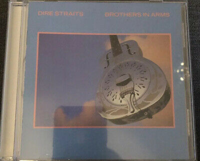 Dire Straits : Brothers in Arms CD (1996) Ex Cd